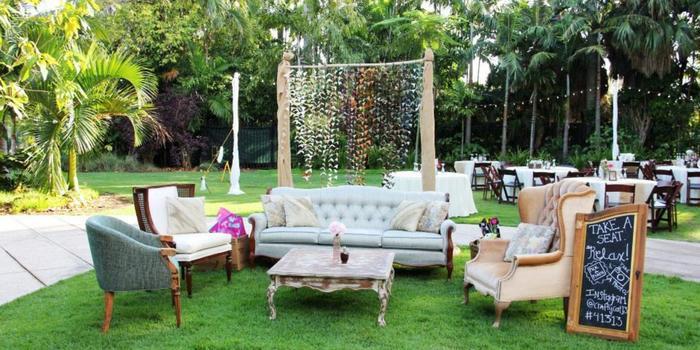 Miami Beach Botanical Garden - Miami Wedding and Event Planner