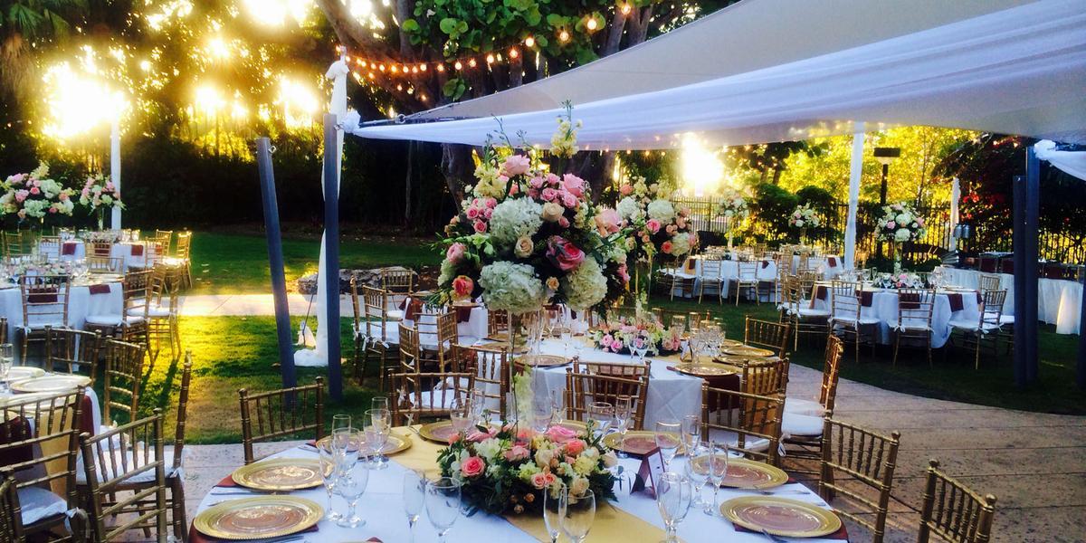 Miami Beach Botanical Garden Miami Wedding And Event Planner
